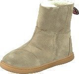 Toms Suede Tiny Nepal Boots Sand