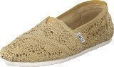 Toms Wmn's Seasonal Classics Gold