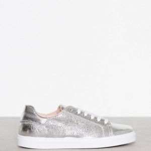 Topshop Metallic Lace Sneaker Tennarit Hopea