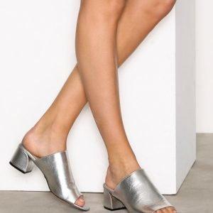 Topshop Soft Mule Sandals Sandaletit Hopea