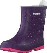 Tretorn Sticky dots Purple
