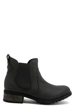 UGG Australia Bonham Leather Boots Black