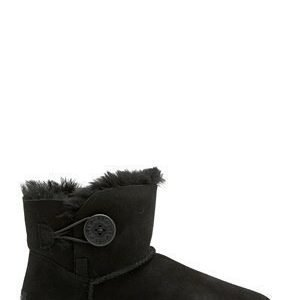 UGG Australia Mini Baily Button Black