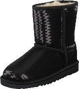 Ugg Australia Cl. Short Sparkle Black