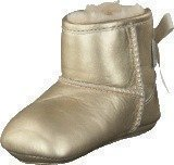 Ugg Australia Jesse Bow Metallic Soft Gold