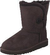 Ugg Australia K Bailey Button Chocolate