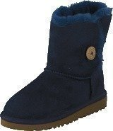 Ugg Australia K Bailey Button Toddler Navy Blue