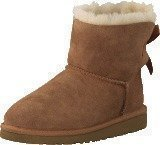 Ugg Australia K Mini Bailey Bow Chestnut