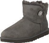 Ugg Australia Mini Bailey B.Bling Grey