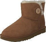 Ugg Australia Mini Bailey Button II Chestnut