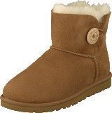 Ugg Australia W Mini Bailey Button Chestnut