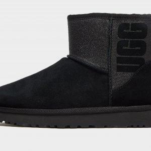 Ugg Mini Sparkle Boots Musta