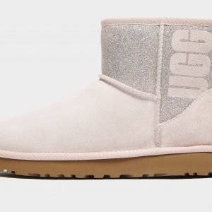 Ugg Mini Sparkle Boots Vaaleanpunainen