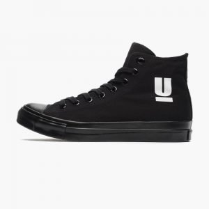 Undercover Undercover Logo Print Sneakers