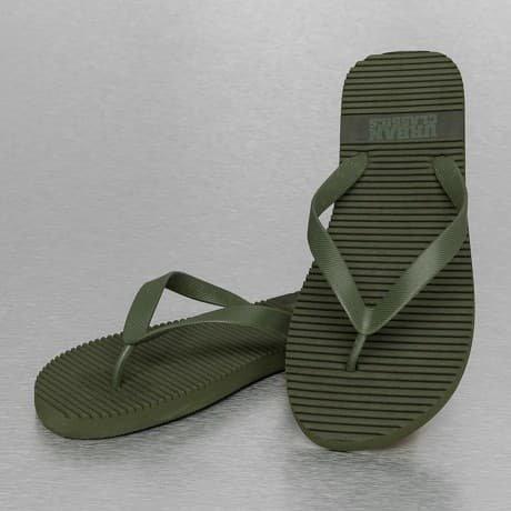 Urban Classics Sandaalit Oliivi