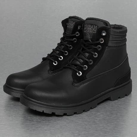 Urban Classics Vapaa-ajan kengät Musta