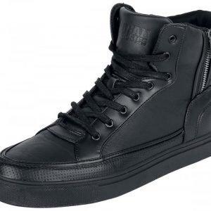 Urban Classics Zipper High Top Shoe Varsitennarit
