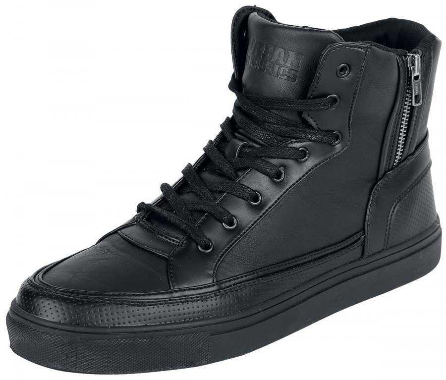 Urban Classics Zipper High Top Shoe Varsitennarit