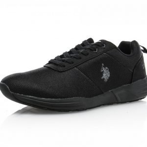 Us Polo Assn. Ramal Matalavartiset Tennarit Musta