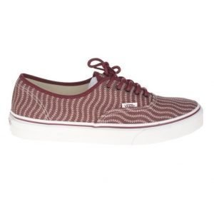 Vans Authentic Cabernet