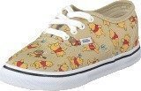 Vans Authentic Disney Winnie The Pooh