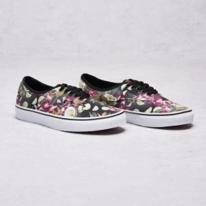 Vans Authentic (Lime In The Coconut) Black
