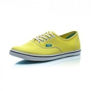 Vans Authentic Lo Pro Matalavartiset Tennarit Keltainen