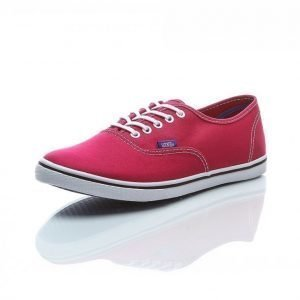 Vans Authentic Lo Pro Matalavartiset Tennarit Punainen