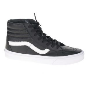 Vans SK8 - Hi Reissue Black Leather