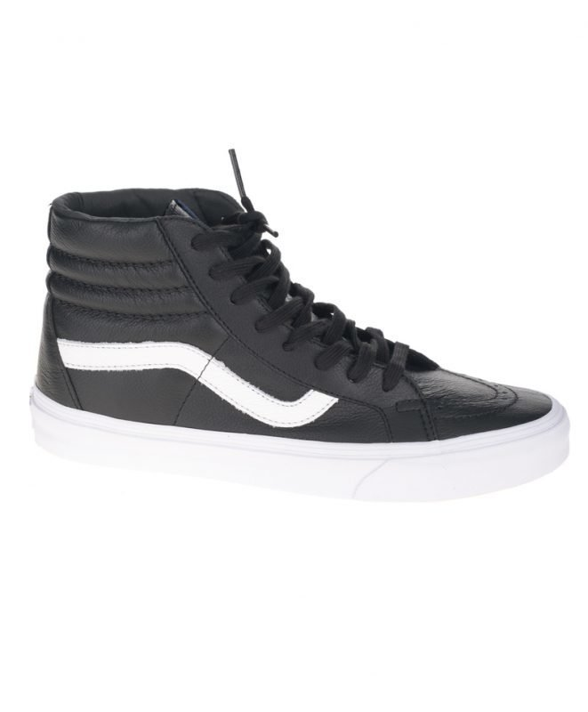 Vans SK8 - Hi Reissue Black Leather