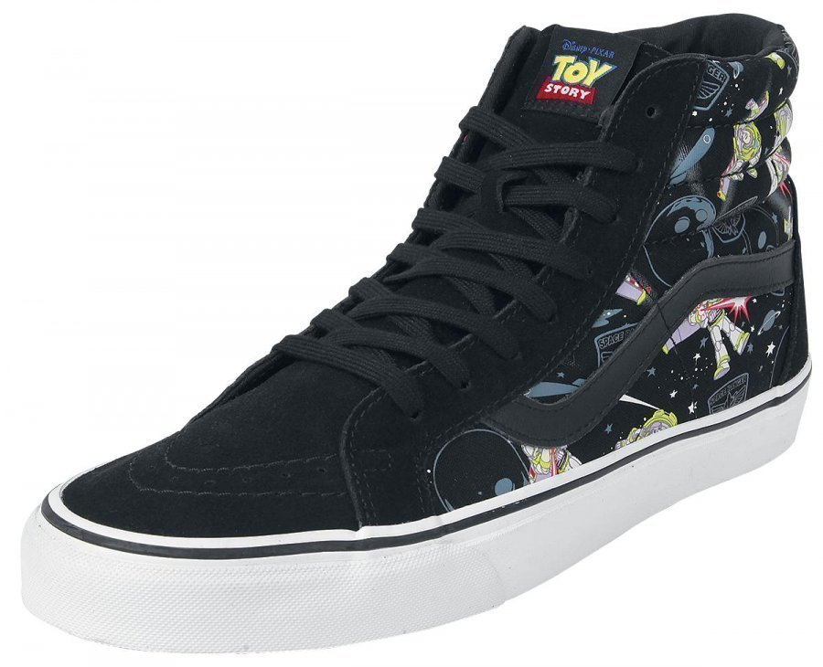 Vans Toy Story SK8-Hi Buzz Lightyear Varsitennarit