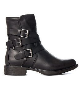 Vero Moda Milano Boot Black