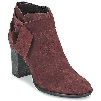 Vero Moda VMFENA LEATHER BOOT nilkkurit