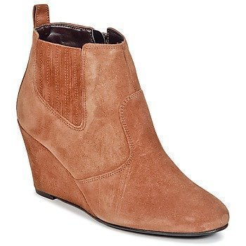 Vero Moda VMLONE LEATHER WEDGE BOT nilkkurit