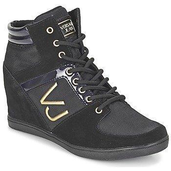 Versace Jeans E0VOBSA1 korkeavartiset tennarit