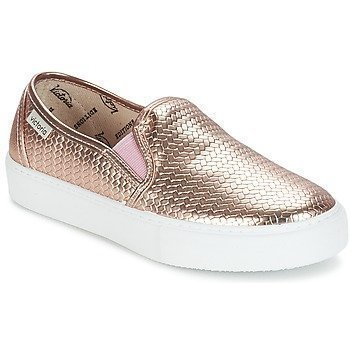 Victoria SLIP ON TEJ TRENZA METALIZA tennarit