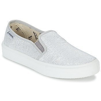 Victoria SLIP ON TEJIDO LUREX tennarit