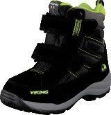 Viking Edge Black/Lime