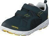 Viking Hobbit GTX Dark Blue/Yellow