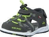 Viking Thrill Charcoal/Lime