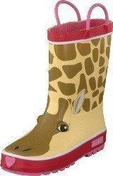 Vincent Giraffe Pink