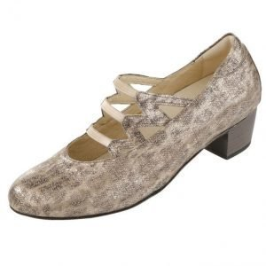 Waldläufer Avokkaat Beige / Leopardi