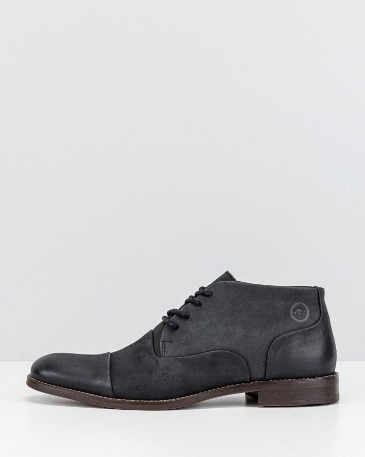 Woden Black Mark kengät