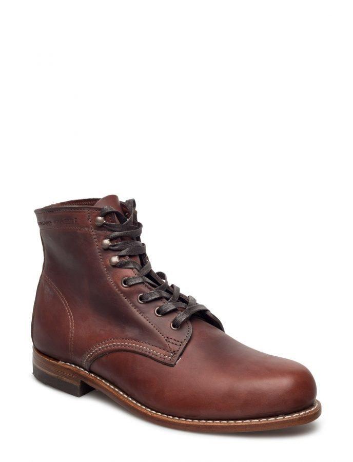 Wolverine 1000 Mile Boot Rust Men