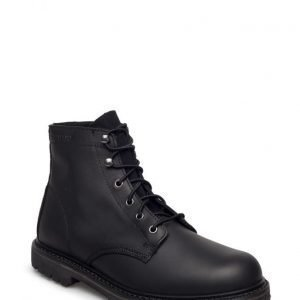 Wolverine Plainsman Black Leather