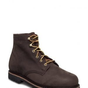 Wolverine Plainsman Brown Leather