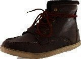 Wrangler Woodland Mok Dr Brown Leather