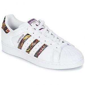 adidas SUPERSTAR W matalavartiset tennarit