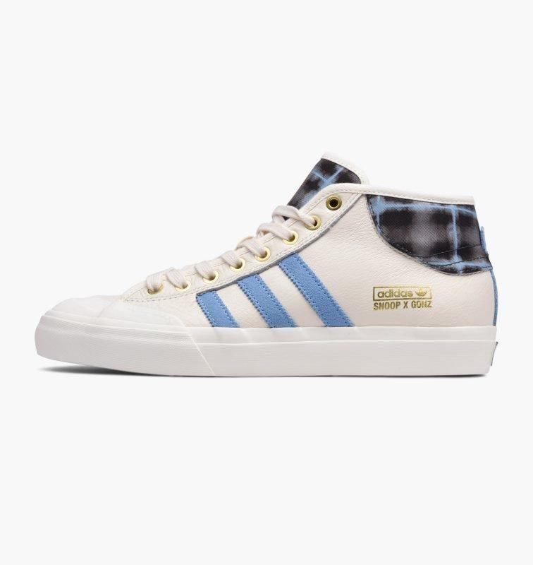 adidas Skateboarding Matchcourt Mid x Snoop x Gonz