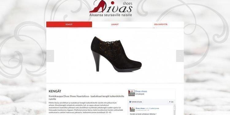 Divas shoes